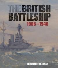 Cover British Battleship 1906-1946