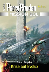 Cover Mission SOL 8: Krise auf Evolux