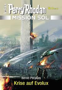Cover Mission SOL 8: Krise auf Evolux