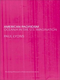 Cover American Pacificism