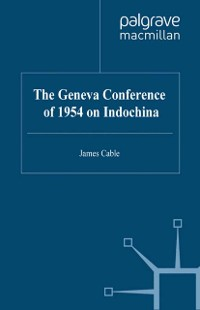 Cover Geneva Conference of 1954 on Indochina