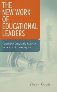 Cover The New Work of Educational Leaders