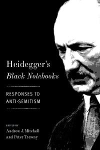Cover Heidegger's Black Notebooks