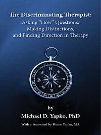 Cover The Discriminating Therapist