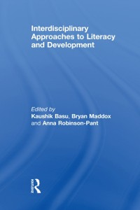 Cover Interdisciplinary approaches to literacy and development