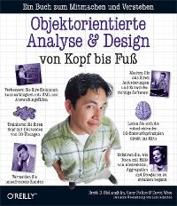 Cover Objektorientierte Analyse und Design von Kopf bis Fuß