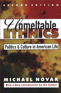 Cover Unmeltable Ethnics