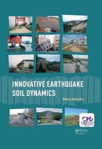 Cover Innovative Earthquake Soil Dynamics