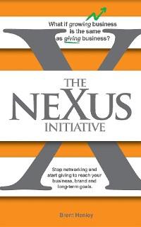 Cover The Nexus Initiative