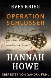 Cover Operation Schlosser