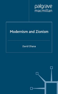 Cover Modernism and Zionism