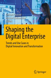 Cover Shaping the Digital Enterprise