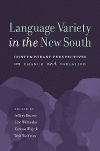 Cover Language Variety in the New South