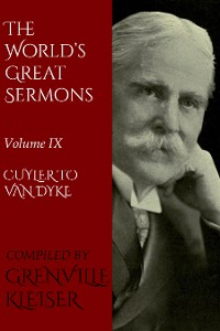 Cover The World's Great Sermons