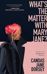 Cover What's the Matter with Mary Jane?