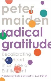 Cover Radical Gratitude