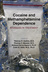 Cover Cocaine and Methamphetamine Dependence