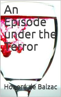 Cover An Episode under the Terror