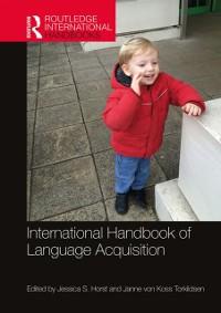 Cover International Handbook of Language Acquisition