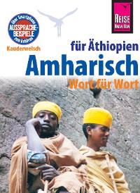 Cover Amharisch - Wort für Wort (für Äthiopien)