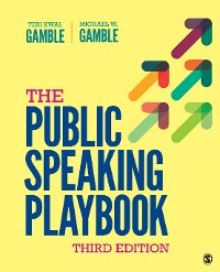 Cover The Public Speaking Playbook