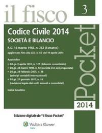 Cover Codice Civile 2014