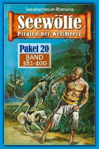 Cover Seewölfe Paket 20