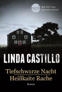 Cover Tiefschwarze Nacht/Heißkalte Rache