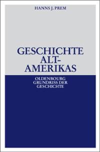 Cover Geschichte Altamerikas
