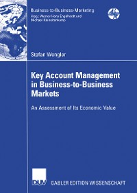 Cover Key Account Management in Business-to-Business Markets