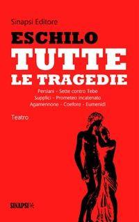 Cover Tutte le tragedie