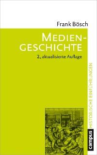 Cover Mediengeschichte