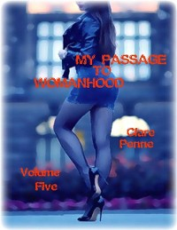 Cover My Passage to Womanhood - Volume Five