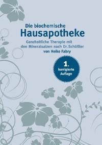 Cover Die biochemische Hausapotheke