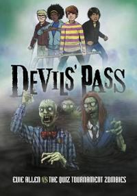 Cover Evie Allen vs the Quiz Tournament Zombies