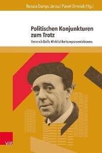 Cover Politischen Konjunkturen zum Trotz