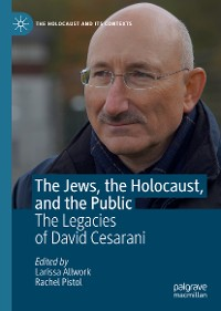 Cover The Jews, the Holocaust, and the Public