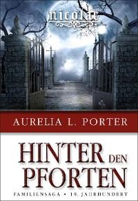 Cover Nicolae - Hinter den Pforten