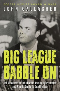 Cover Big League Babble On