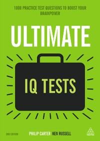 Cover Ultimate IQ Tests