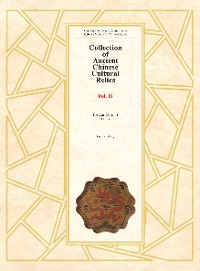 Cover Collection of Ancient Chinese Cultural Relics, Volume 9