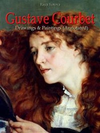 Cover Gustave Courbet: Drawings & Paintings (Annotated)