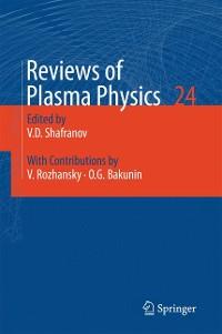 Cover Reviews of Plasma Physics