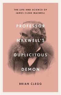 Cover Professor Maxwell's Duplicitous Demon