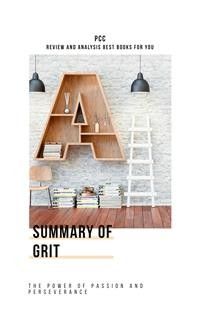 Cover Summary of Grit