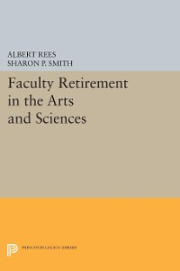 Cover Faculty Retirement in the Arts and Sciences