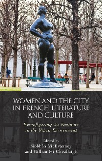 Cover Women and the City in French Literature and Culture