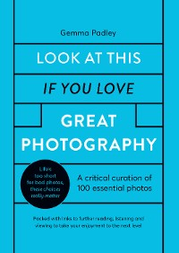Cover Look At This If You Love Great Photography
