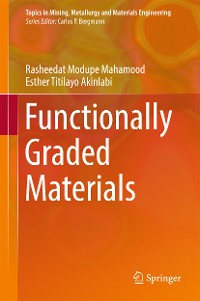 Cover Functionally Graded Materials