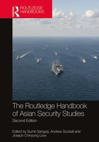 Cover Routledge Handbook of Asian Security Studies